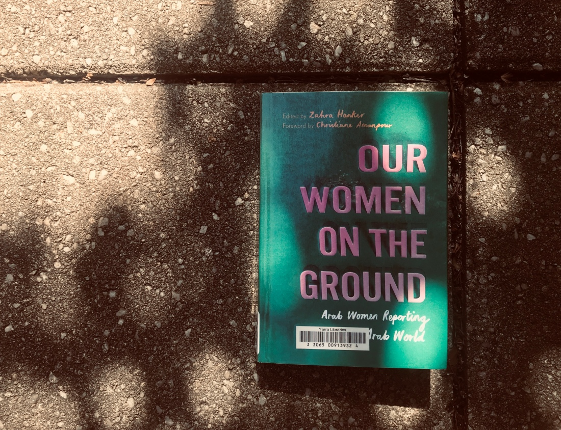 Our Women on the Ground - on the ground